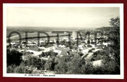 CORUCHE - VISTA PARCIAL - 1950 REAL PHOTO PC - Santarem