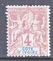IVORY COAST  3  * - Ivory Coast (1892-1944)