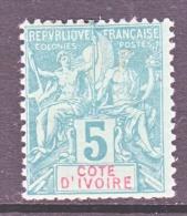 IVORY COAST  4  * - Ivory Coast (1892-1944)