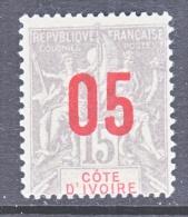 IVORY COAST  37  * - Ivory Coast (1892-1944)