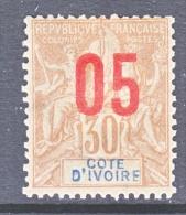 IVORY COAST  38  * - Ivory Coast (1892-1944)