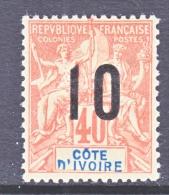 IVORY COAST  39  * - Ivory Coast (1892-1944)