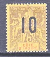 IVORY COAST  41  * - Ivory Coast (1892-1944)