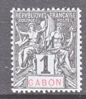 Gabon  16  * - Gabon (1886-1936)