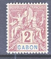 Gabon  17  * - Gabon (1886-1936)