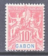 Gabon  20  * - Gabon (1886-1936)