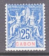 Gabon  23  * - Gabon (1886-1936)
