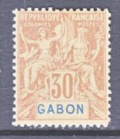 Gabon  24  * - Gabon (1886-1936)