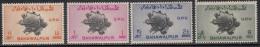 Bhawalpur MNH 1949, Set Of 4, UPU, Universal Postal Union, - Pakistan