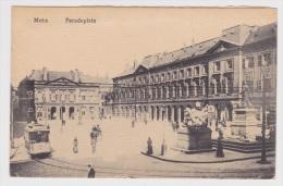 METZ - PARADEPLATZ - Metz