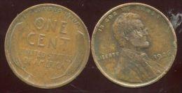 UNITED STATES - USA - ONE CENT 1926 - LINCOLN - Emissioni Federali