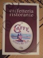 Guglielmo Pepe Carte Postale - Publicité