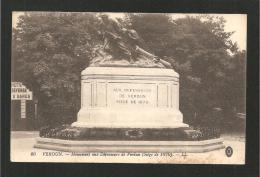 Verdun Monument Aux Morts - Monuments Aux Morts