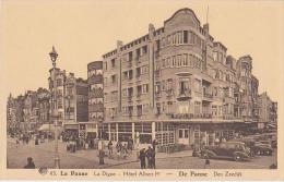 La Panne Hôtel Albert I - De Panne