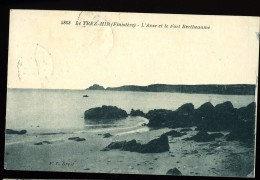Cpa Du 29 Plougonvelin Le Trez-Hir Anse Et Fort Bertheaume   GUI12 - Plougonvelin