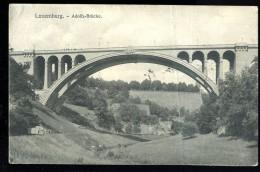 Cpa Du Luxembourg Luxemburg Adolfs Brücke   GUI12 - Cartes Postales