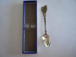 BARVAUX LA TOUR DU DIABLE Vintage Souvenir Lepel Petite Cuilllère Pour Little Spoon (ref 34) - Cuillers