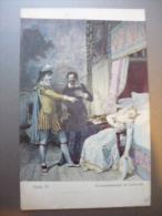 Henri IV Evanouissement De Gabrielle - Storia