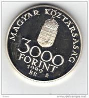 3000 FORINT  1999  UNC HONGRIE  EUROPEAN UNION .     1 - Hongrie