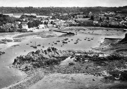 22-EN AVION AU DESSUS DE...LOGUIVY DE LA MER...LE TOROT.....CPSM GRAND FORMAT - Francia