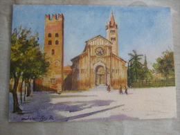 Italia   VERONA - Basilica Di S. Zeno -   D111035 - Verona