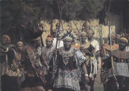 AFRIQUE,AFRICA,CAMEROUN,CAMEROON,ex Colonie Allemande Et Française,BIG BABANKI,KEDJOM KEKU,DANCE,DANCEUR,GUERRI ER - Cameroun