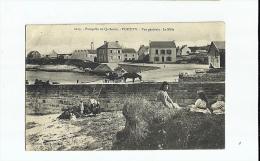 CPA  56 Presqu'ile De Quiberon Portivy, Vue Générale Le Mole - Pontivy