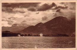 C 9280 - ANNECY - 74- Les Bords Du Lac - - - Annecy