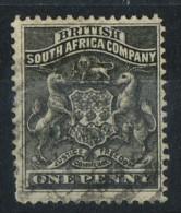 1892. Britische - Südafrica :) - Unclassified