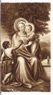 MARIA SS. CON GESU' BAMBINO - ED. EB - Nr. 346 - Mm. 56x100 - E - PR - Religion &  Esoterik
