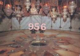 * * BETHLEHEM * * L'Etoile D'Argent Dans La Chapelle De La Nativité - Israel