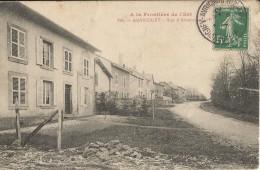 Avricourt 54 Rue D´Amenoncourt  Cpa 1910 - France