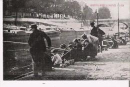 PECHEURS PARISIENS - Petits Métiers à Paris