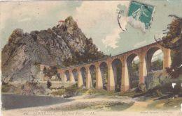 Cp , 42 , CORNILLON , Les Neuf-Ponts - Sin Clasificación
