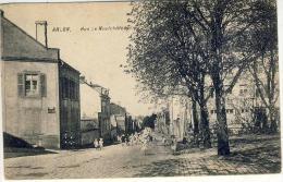 P.K. ARLON RUE DE NEUFCHATEAU  NIET GELOPEN - Arlon
