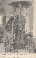 Cpa/pk 1905 Roeselare Roulers La Chaire De Vérité De L´église St. Michel De Graeve - Roeselare