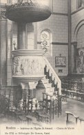 Cpa/pk 1905 Roeselare Roulers Intérieur De L´église St. Amand De Graeve - Roeselare