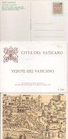 1982 Vatican Vatikan Stationery 4 Postcards £300x4 Unused Entiers Ganzsachen - Postwaardestukken