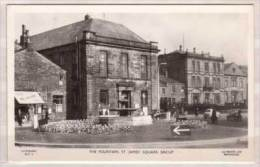 The Fountain , St. James' Square , Bacup - Ohne Zuordnung