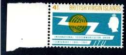 6221x)  Virgin 1965  ~ SG # 193  Mnh**~ Offers Welcome! - Iles Vièrges Britanniques