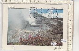 PO2064C# COSTA RICA - VULCANO POAS  VG 1993 - Costa Rica