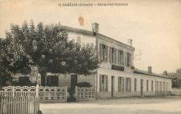 33 RARE CANEJAN RESTAURANT CAZEAUX - France