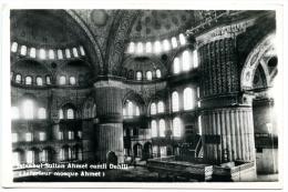 Istanbul,Constantinopel,Sultan Ahmet Camii Dahili,16.8.1935 - Türkei