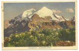 Kandersteg. Balmhorn-Altels (Gyger) Suisse (Berne) - BE Berne