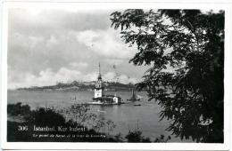 Istanbul,Kiz Kulesi, 16.8.1935 - Türkei