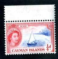 6262x)  Cayman 1953  ~ SG # 148  Mnh**~ Offers Welcome! - Caimán (Islas)