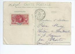 Sénégal.No 34 Faidherbe Oblitéré De KAOLACK - Lettres & Documents