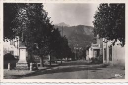 CPA Marignier, Rue Principale CARTE PHOTO - Autres Communes