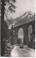 Carte Photo Massif Du Mont Blanc - Autres Communes
