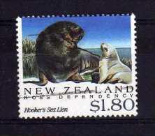 New Zealand - 1992 - $1.80 Antarctic Seals - Used - Gebraucht